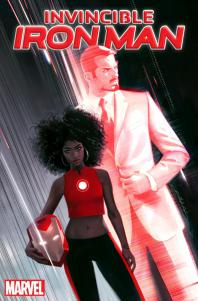 Riri Williams and Tony